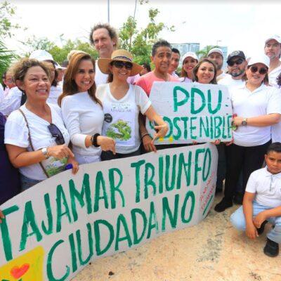 Mara dice no ser autoridad para quitar o poner el PDU de Cancún