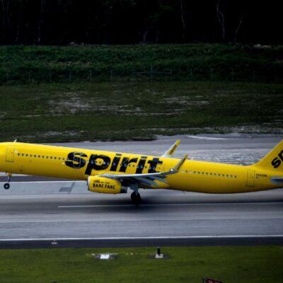 Spirit Airlines comunica a Cancún con cinco ciudades más en EU