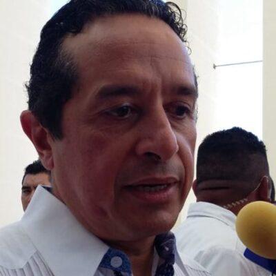 Fonatur tiene que tomar decisiones adecuadas y viendo las posibilidades, afirma Carlos Joaquín