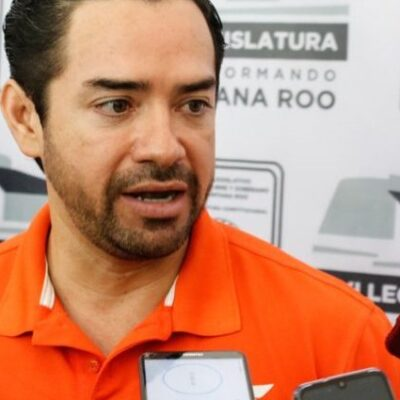Rechaza 'Chanito' que vaya unirse a las Redes Sociales Progresistas, y asegura que continúa como dirigente de MC hasta 2022