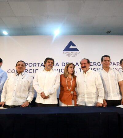 Yucatán será una nueva potencia nacional a nivel turístico, gracias a coordinación con la Federación, asegura Miguel Torruco