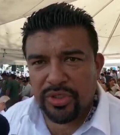 Militantes del PAN que busquen una candidatura, deben salir a las calles y ponerse a trabajar, afirma Faustino Uicab