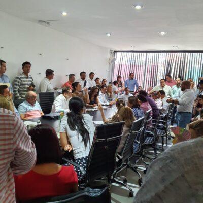 """""""SI HAY ERRORES LOS TENEMOS QUE REVERTIR"""": Diputados cocinan cambios al tema de 'contenedores inteligentes' en Cancún"""