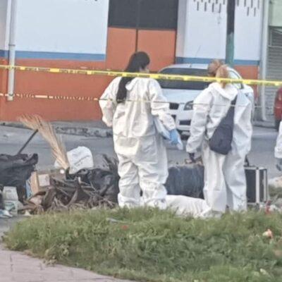 Hallan restos humanos embolsados en la Lombardo Toledano