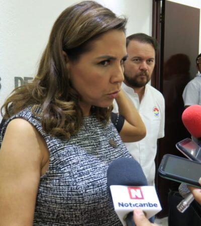"COBRO DE 'CONTENEDORES INTELIGENTES', EN FIRME: ""Ni revocación, ni derogación, sí modificación"", dice Mara Lezama"