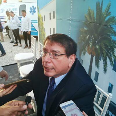 Prepara Costamed inversión millonaria en centro de atención a personas baleadas en Playa del Carmen