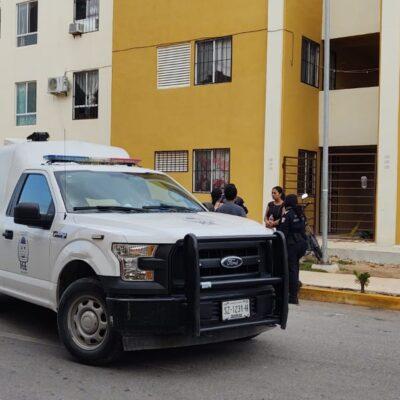 SEGUIMIENTO | Investigan posible suicidio en el caso de una mujer encontrada en un departamento del fraccionamiento Cielo Nuevo de Cancún