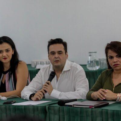 SE LAVAN LAS MANOS ANTE EL PROBLEMA DE LA BASURA: Reunión de funcionarios de Cancún con empresarios y diputados no logra aterrizar acuerdos para dar marcha atrás a los 'contenedores inteligentes' y le tiran el paquete al Congreso