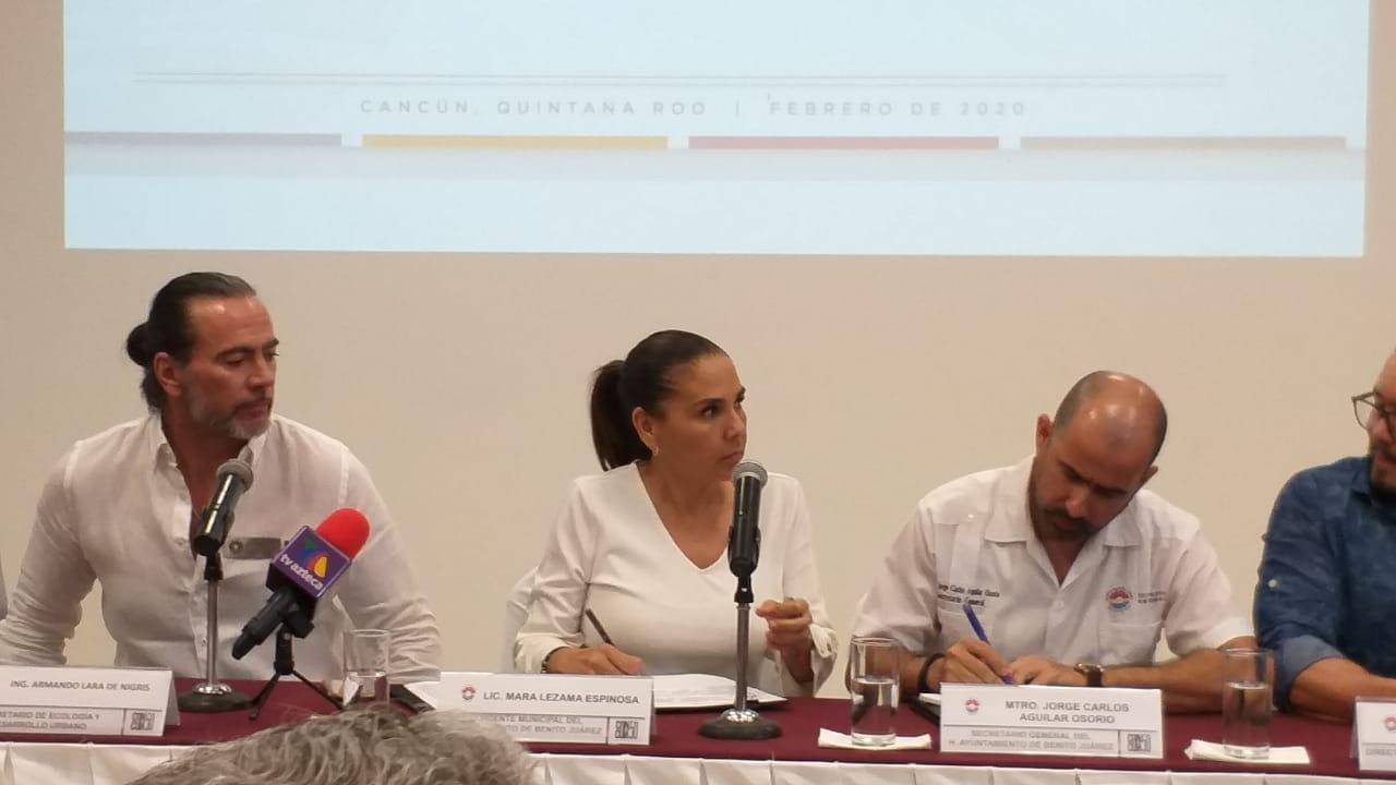 SE CUELGA MARA REAPERTURA DE TAJAMAR: Anuncia Alcaldesa resolución de un Juzgado que obliga a abrir emblemático espacio en litigio en Cancún