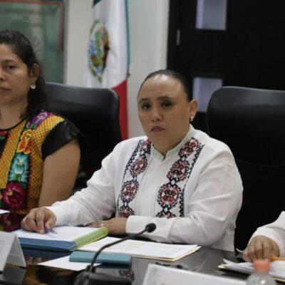 Encabeza Cristina Torres mesa de trabajo para escuchar sobre necesidades pecuarias que hay en  Quintana Roo para preparar modificación