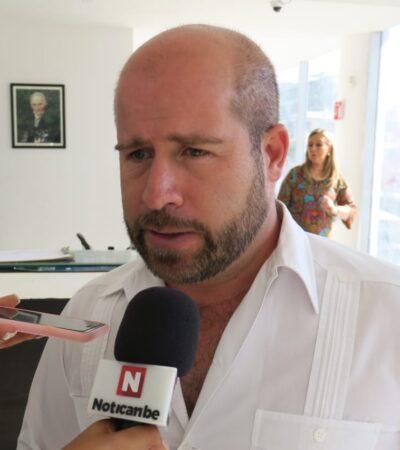 """DIPUTADO 'VERDE' EMPIEZA A SOLTAR LA 'SOPA': """"El tema de los contenedores fue una propuesta original que salió del ayuntamiento"""", reconoce José de la Peña"""