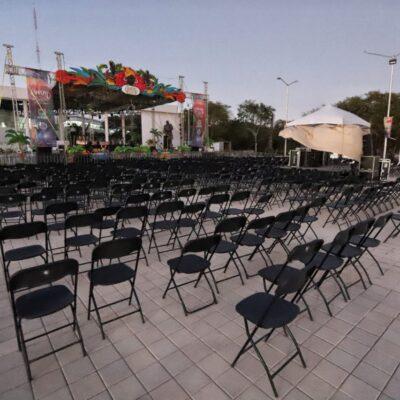 CERO Y VAN DOS: Cambian sede del Carnaval de Playa por falta de seguridad en el escenario