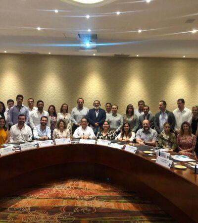 Instalan en QR el comité organizador para la Cumbre Mundial de Turismo en Cancún