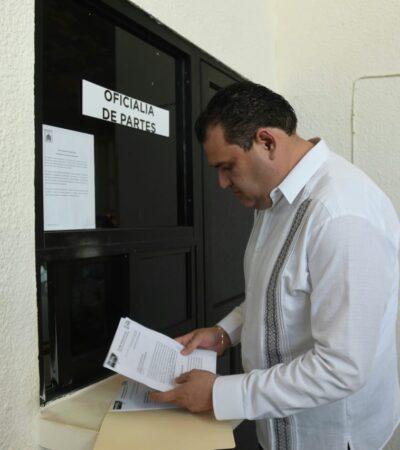 Propone Edgar Gasca 50 años de prisión a servidores públicos que cometan delitos sexuales