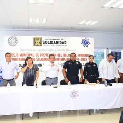 Docente reclama a funcionarios municipales la falta de interés en brindar seguridad en Playa del Carmen