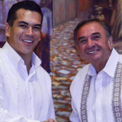 Rompeolas | El descarado uso electoral de 'Alito' y gobernador interino de Campeche del 'conflicto limítrofe' con QR