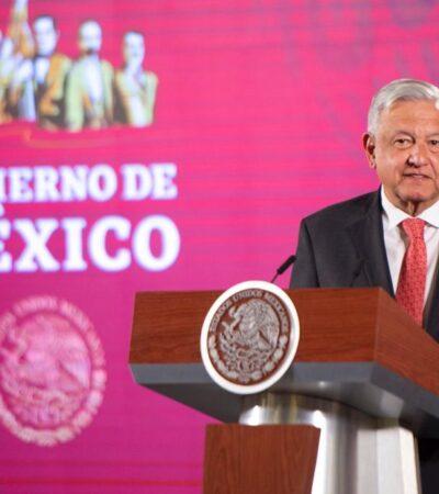 """""""CORONAVIRUS NO ES TERRIBLE NI FATAL"""": Pide AMLO a los mexicanos estar tranquilos ante la llegada del COVID-19 y asegura que están preparados para enfrentar el virus"""