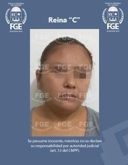 Detienen a mujer por presunta participación en muerte de una menor que fue obligada a ingerir ácido en Cancún