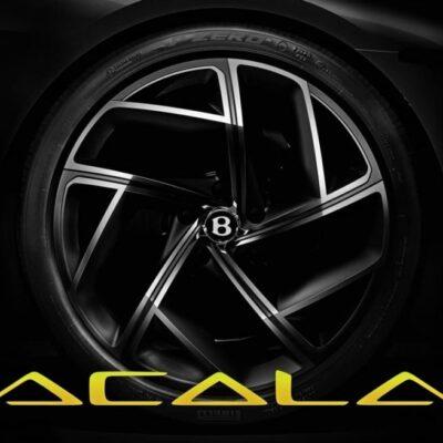 'BENTLEY MULLINER BACALAR': Anuncian el nuevo super lujoso y exclusivo auto de la marca Bentley inspirado en la laguna de los siete colores del sur de QR