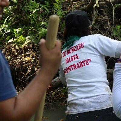 Llamadas anónimas dan pistas de fosas clandestinas a colectivos de búsqueda en Veracruz
