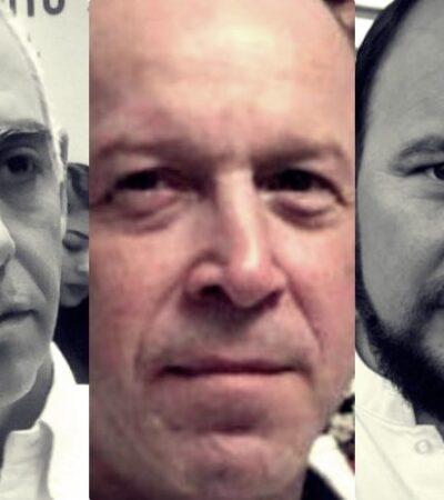"""""""DESCONOZCO QUÉ INJERENCIA TENGA…"""": Regidor y síndico de BJ dicen no saber sobre  la participación de Carlos Canabal en la empresa Eco'ox para tratar de cobrar ahora por 'contenedores inteligentes'"""