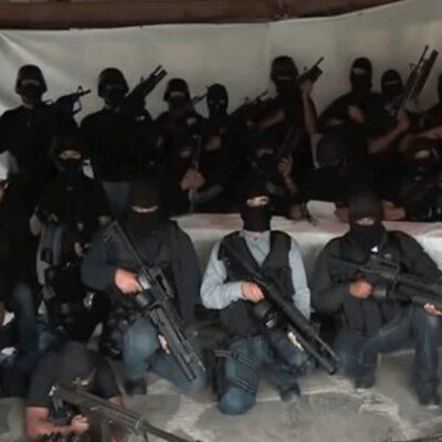 Estados Unidos identifica a un 'cártel de cárteles' en México… lo llama 'Seguimiento 39'