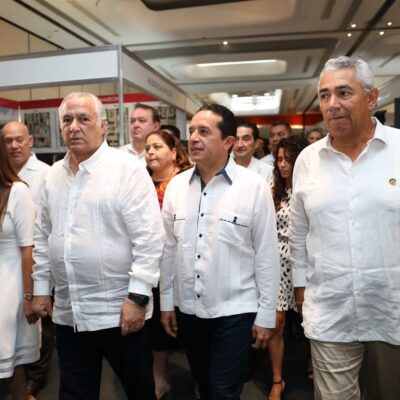Inauguran la Expo Inmobiliaria Quintana Roo 'Investment Summit 2020' en Cancún