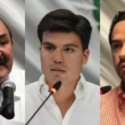 Piden diputados declarar 'persona non grata' a gobernador de Campeche por llamar a la violencia tras conflicto límitrofe