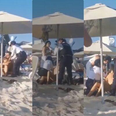 Fiscalía inicia investigación de incidente en club de playa en Solidaridad