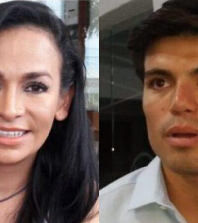 Rompeolas | Los 'verdes' Laura Fernández y Gustavo Miranda, 'en  la jugada' para ser candidatos de Morena a la gubernatura y alcaldía de Cancún