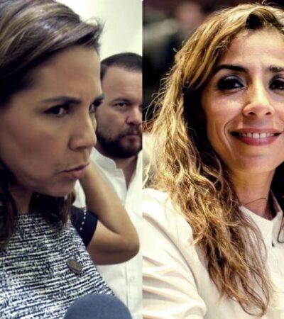 Rompeolas | Que Marybel Villegas busca la candidatura de Morena a la presidencia municipal de Benito Juárez