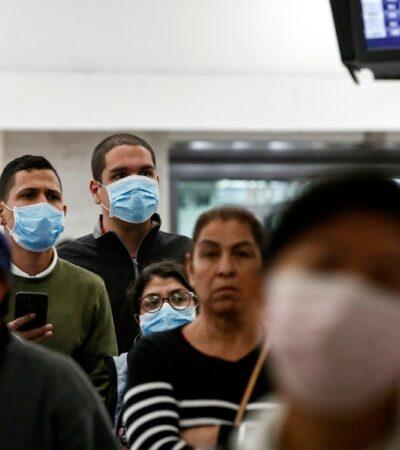 EL CORONAVIRUS LLEGÓ A MÉXICO: Confirman primer caso de COVID-19 en CDMX