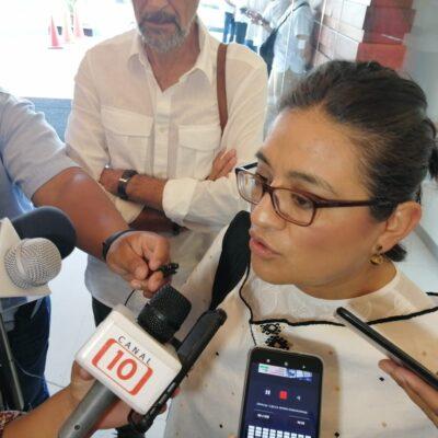 Analizarán diputados federales reforma que promueve becas obligatorias a estudiantes de México, anuncia Aleida Alavez