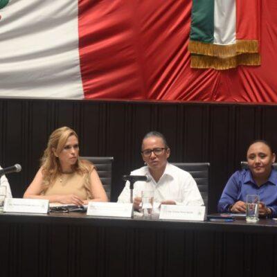 RINDE FISCAL INFORME ANTE EL CONGRESO: Plantea Óscar Montes aumento presupuestal de 400 mdp; diputados lo tratan sin dureza