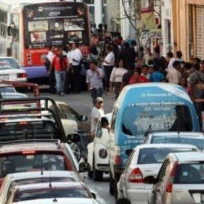 Tienen placas vencidas más de 334 mil autos en Yucatán