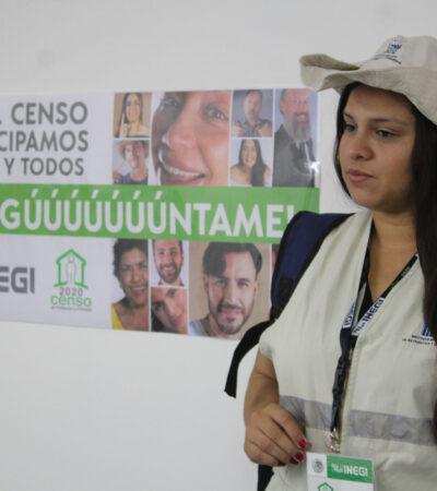 Garantiza INEGI filtros para identificación precisa de encuestadores para censo