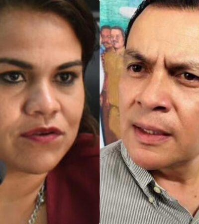 CANIBALISMO TOTAL ENTRE MORENISTAS EN EL CONGRESO DE QR: Reyna Durán destituye por unas horas a Arturo Castro como secretario, pero es obligada a dar reversa; Yeidckol interviene para poner orden entre sus leales