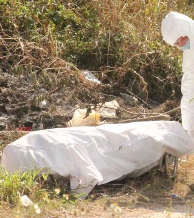 Matan de un escopetazo a vándalo que apedreó una vivienda en Tahdziú, Yucatán