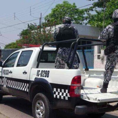 Sale del banco a encontrarse con policías que lo escoltarían y un par de sujetos lo despojan de un millón de pesos