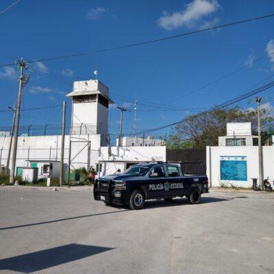 Reportan presunto suicidio de un reo por la vía del ahorcamiento en la cárcel de Cancún