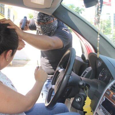 Estados y municipios que encabezan las cifras de robo de autos con violencia