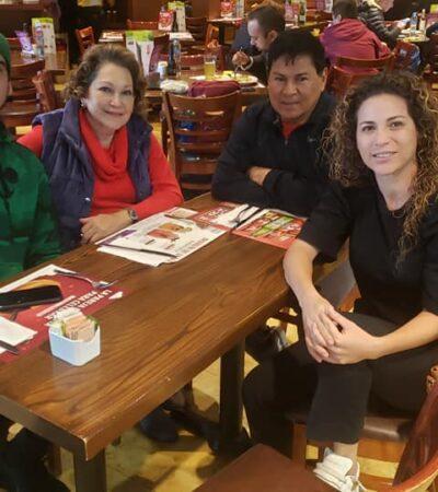 Llega a la Ciudad de México el cancunense varado en Japón por el Coronavirus