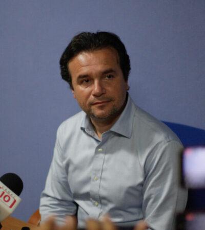 Se mantiene Cozumel libre de coronavirus y sin casos sospechosos, confirma Pedro Joaquín
