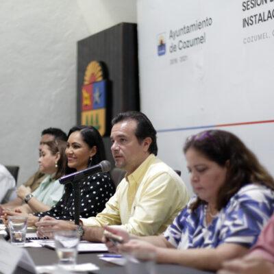 Refuerza Pedro Joaquín medidas preventivas por coronavirus en Cozumel