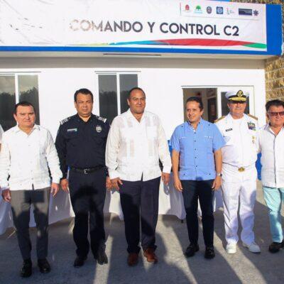 Pone en marcha Gobierno municipal 'C2' en Isla Mujeres