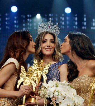 VIDEO | La mexicana Valentina Fluchaire gana el concurso de belleza trans Miss International Queen