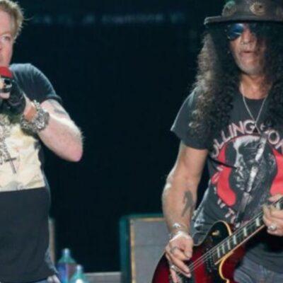Pese al coronavirus, Guns N' Roses anuncia concierto en Mérida… pero hasta noviembre