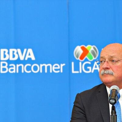 SEGUNDO POSITIVO DE COVID-19 EN LA LIGA MX: Enrique Bonilla, presidente de la Liga, permanece en cuarentena por el virus