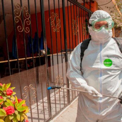 Por aumento de casos de COVID-19, aprueban ampliar presupuesto de salud en Yucatán; suman 52 positivos