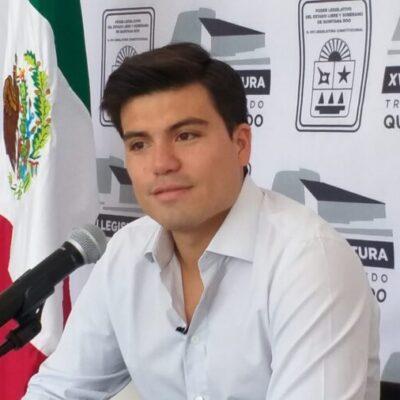 """""""Es irresponsable aprobar reelección en tiempo de crisis"""", critica el diputado Gustavo Miranda"""